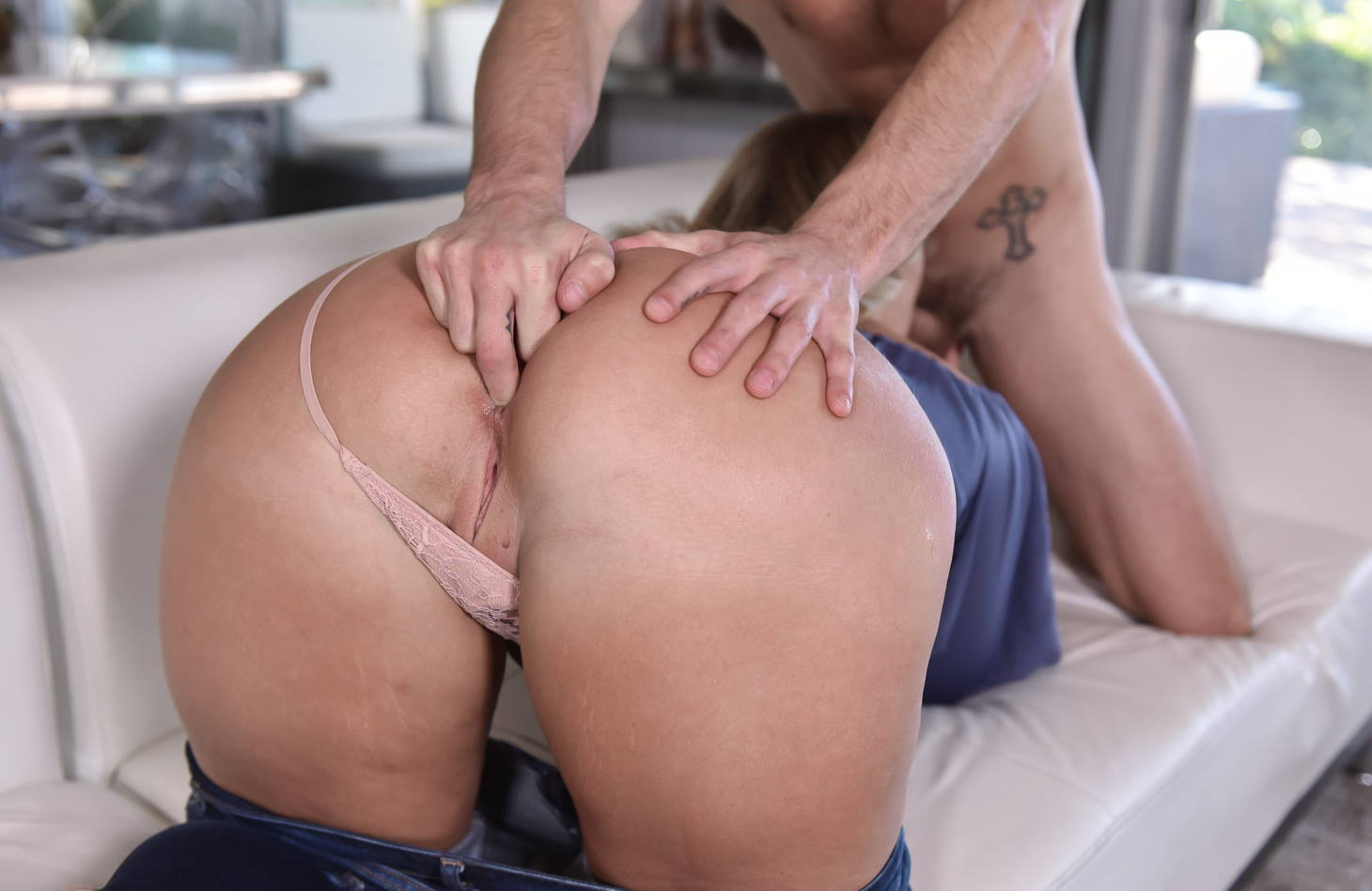 Lets milk this cock while husband is out