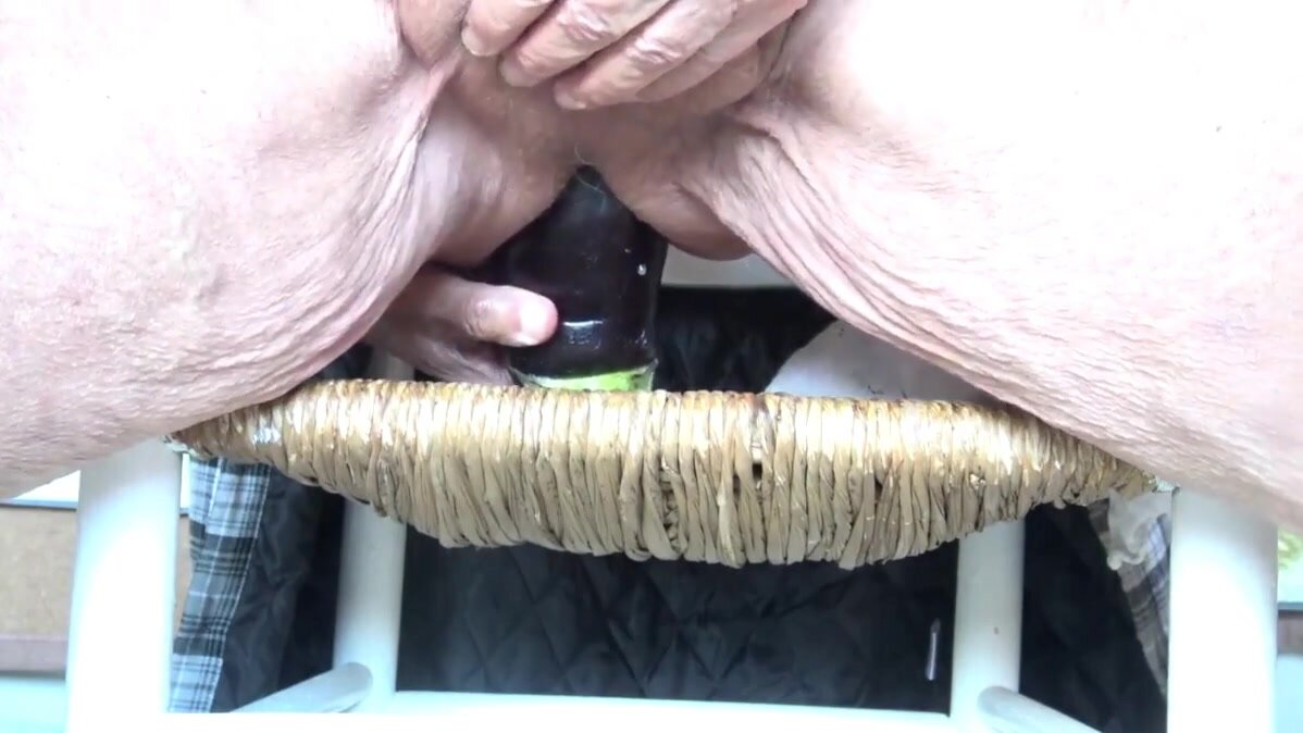 eggplant in my old ass 4