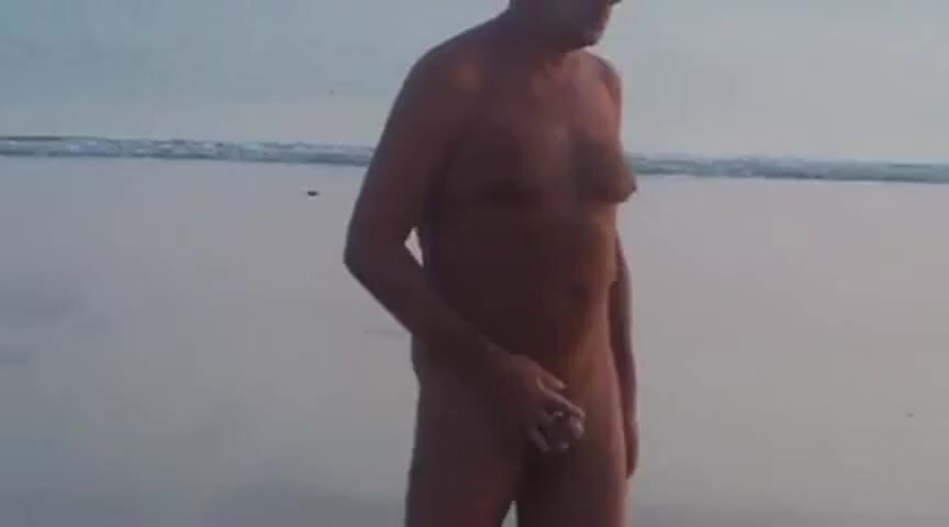 Daddy takes a stroll and blows the cameraman 5