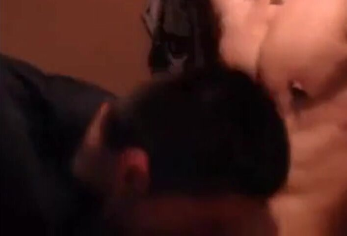 Young Asian Cutie Blows White Twink on Webcam 5